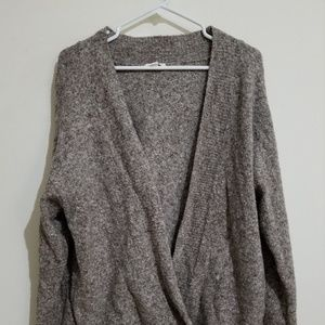 Urban Outfitters Silence & Noise Wrap Sweater